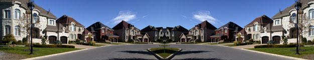property development houses